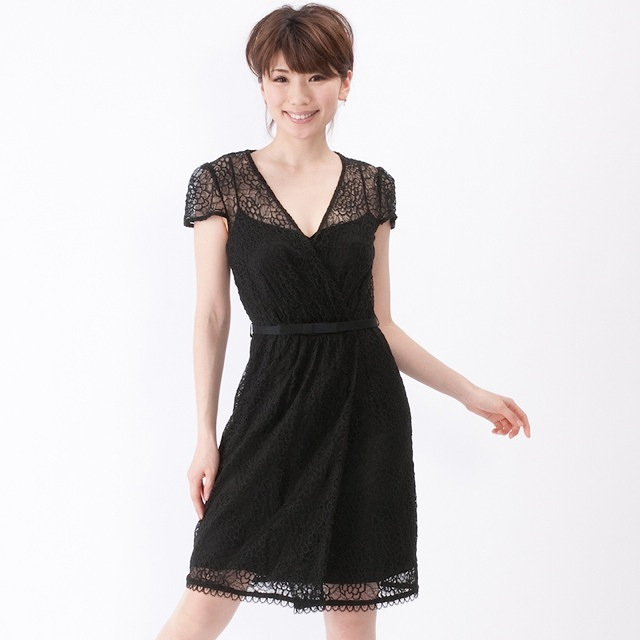 Milly (ミリー) EMILIE WRAP DRESS